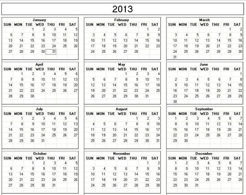 Printable calendar printable calendars blank calendar blank